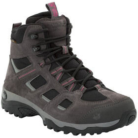 Jack Wolfskin Vojo Hike 2 Texapore Mid Shoes Damen dark steel/black